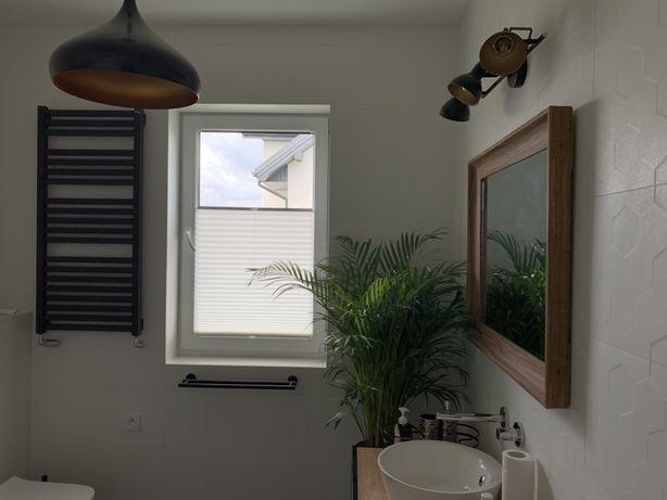 Roleta plisowana, plisy okienne