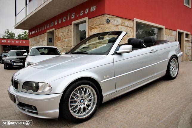 BMW 320 i Cabriolet