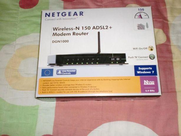 router adsl netgear