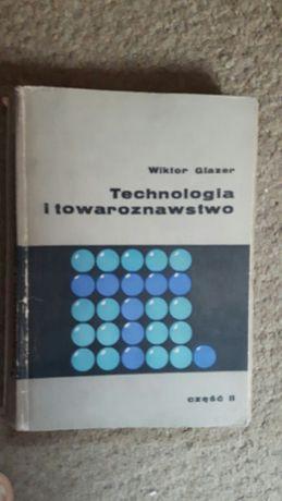 Technologia i towaroznawstwo 1 i 2 część Glazer