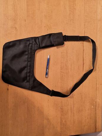 Sakwa - torebka przez ramię rewelacyjna do jazdy na rowerze ® KRAKÓW