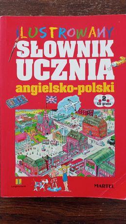 ilustrowany słownik ucznia angielsko-polski