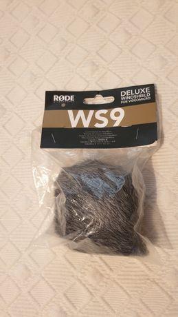 Rode WS9 novo na embalagem