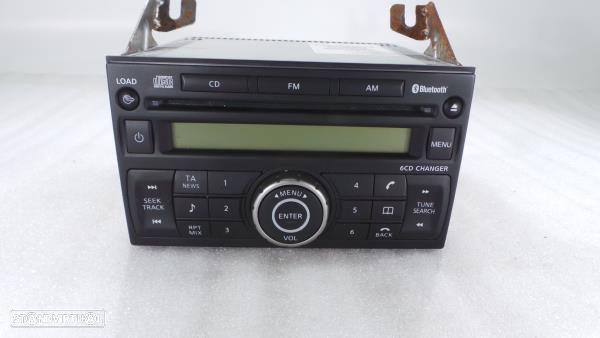 Auto-Rádio (Cd) Nissan Np300 Navara (D40)