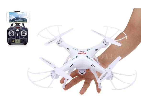 Dron z pilotem nowy
