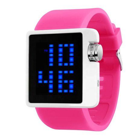 Часы Skmei 1145BOXPK Pink BOX