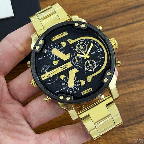 DIESEL | Zegarek na rękę |Top cena |Hilfiger |