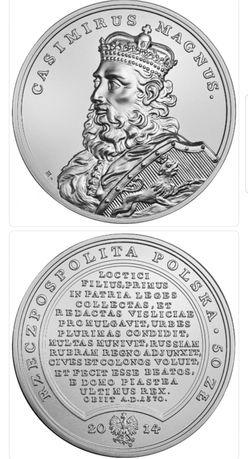 Skarby Stanisława Augusta Kazimierz wielki