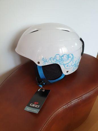 Kask narty snowboard GIRO rozm.M/L