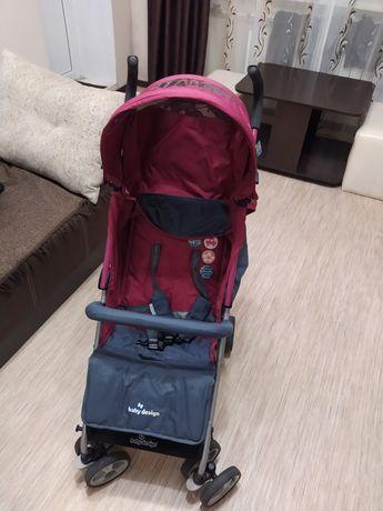 Коляска-трость Baby design