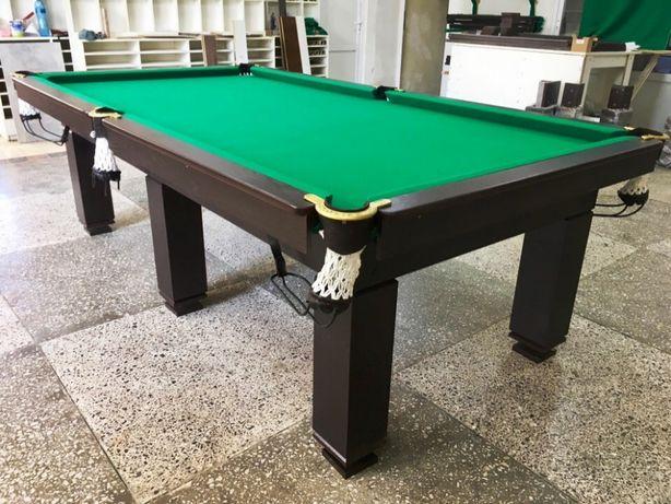 Бильярдный стол галант для пирамиды/пула доставка, стол для бильярда