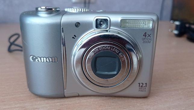Фотоаппарат Canon PowerShot A1100IS