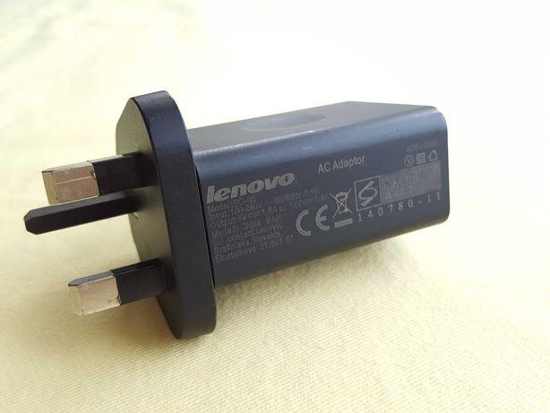 Зарядное устройство Lenovo SC-04 12V/5V 1.8A для планшетов оригинал