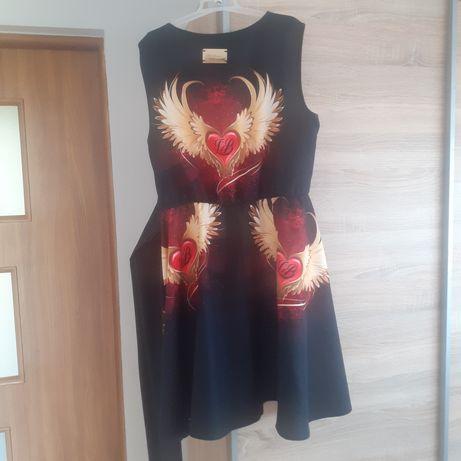 Sukienka,piękna sukienka,zjawiskowa-rozm m,l