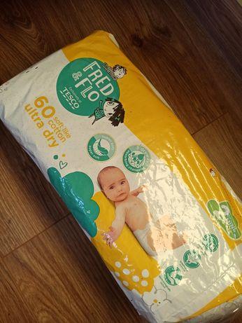 Pieluchy tesco r. 2 dla dziecka 3-6 kg