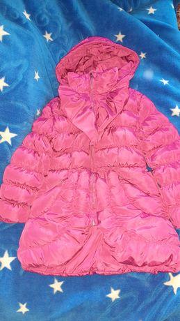 Обміняю зимову куртку 6-8 років