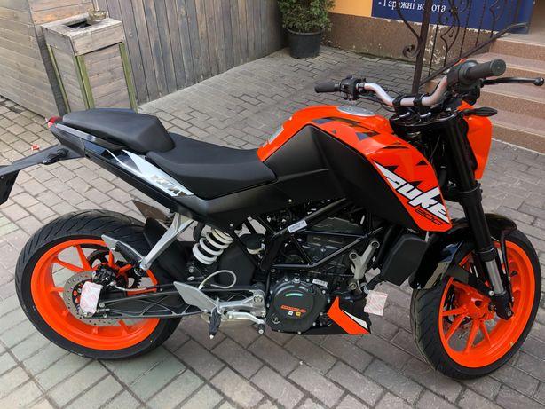 """Продаж Нових мотоциклів """"KTM DUKE 200"""" no ABS гарантія Австрія"""
