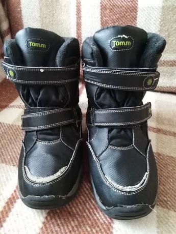 Ботинки, сапоги детские Tom. m зимние р. 38