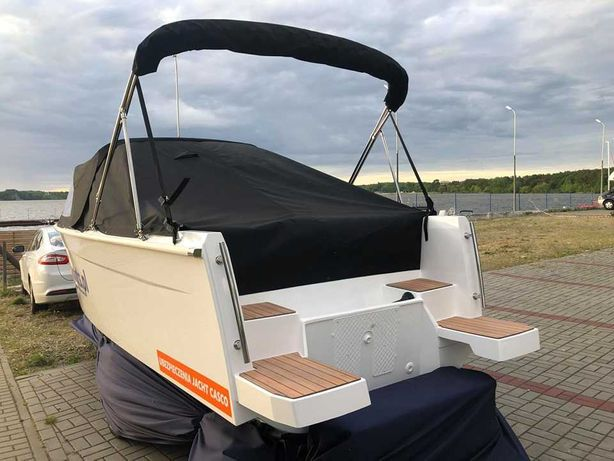 Nowa łódź motorowa FALON 560 od dealera mboats