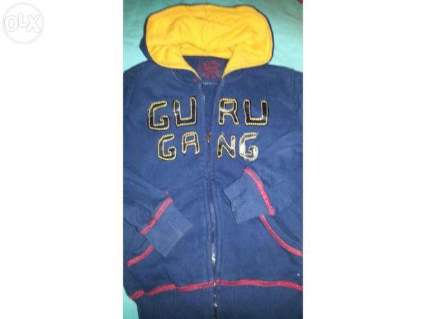 Sweat Capucho Guru Gang Criança