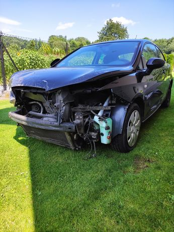 Sprzedam Seat Ibiza IV Uszkodzony