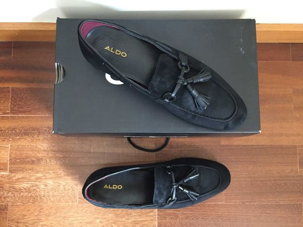 Sapato Mocassins camurça Aldo