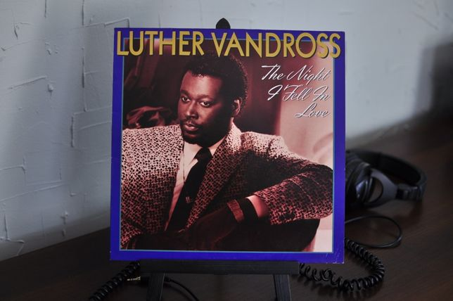 Luther Vandross – The Night I Fell In Love / Winyl Funk / Soul R&B
