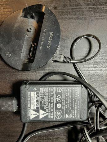 Carregor sony AC-L200B