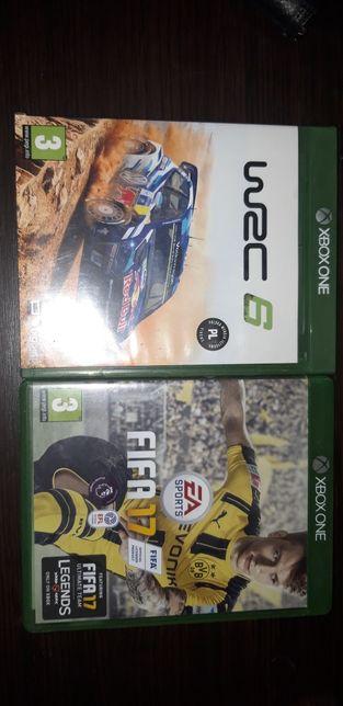 Gra xbox FIFA 17