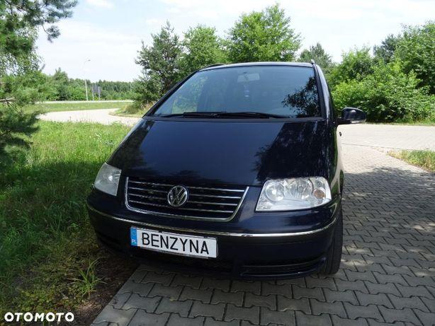 Volkswagen Sharan Benzyna 1,8 Turbo ,7 osób, Polecam