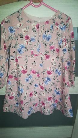 Sukienka w kwiatki RESERVED roz. 116