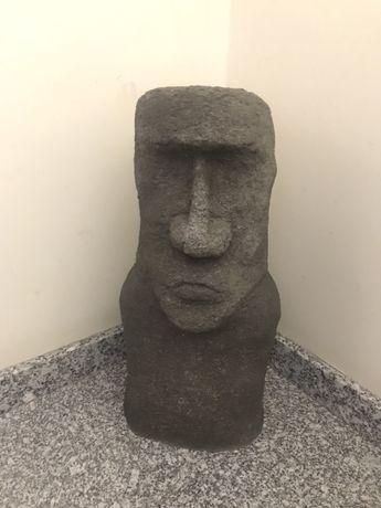 Estatua Decoraçao interior ou jardim Moai