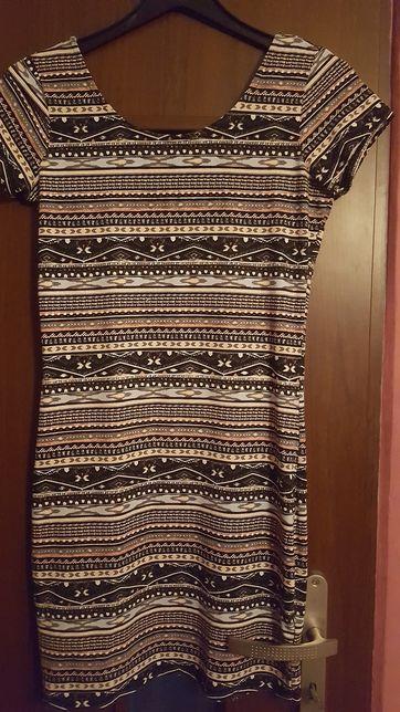 Sukienka L bawełna
