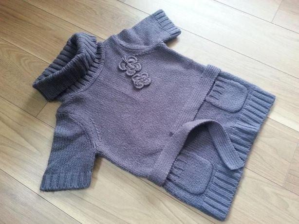 Sweterek kamizelka C&A Palomino r. 110