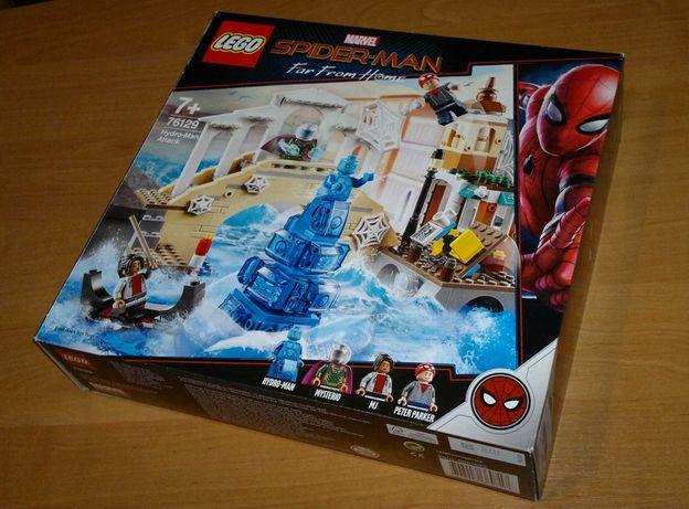 LEGO Marvel Super Heroes 76129 Spider-Man Hydro-Man Attack