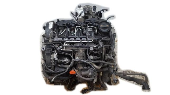 silnik kompletny skoda octavia ii 1.6 tdi cay eu