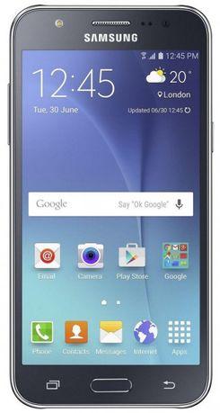 Samsung galaxy duos j530FM Black