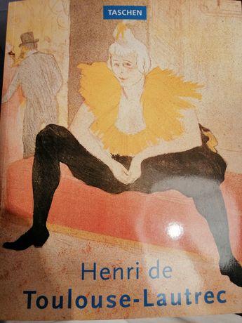 Henry Toulouse-Lautrec, Taschen