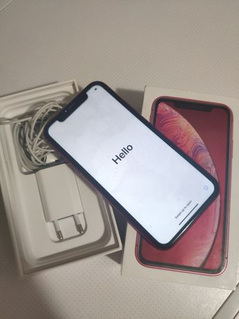 iPhone xr 128 (red)