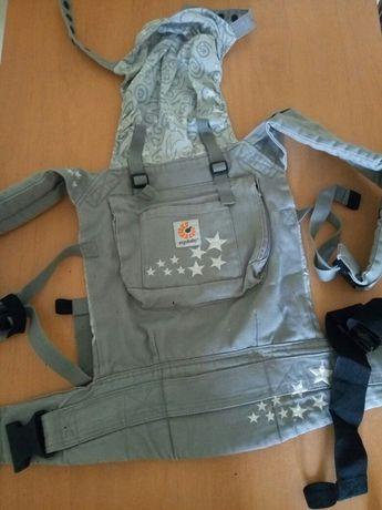 Ergobaby. Кенгурушка, рюкзак, переноска.