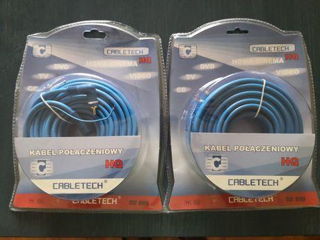 кабель 2RCA на 2RCA набір для автопідсилювача акустичного