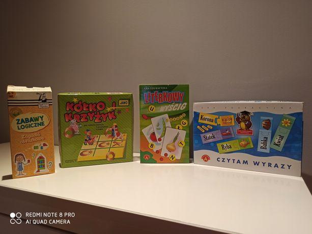 Zestaw gier dla dzieci