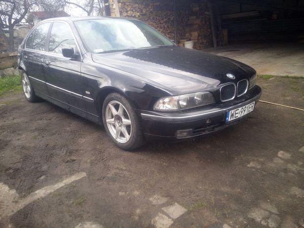 Części BMW E39 4,4v8