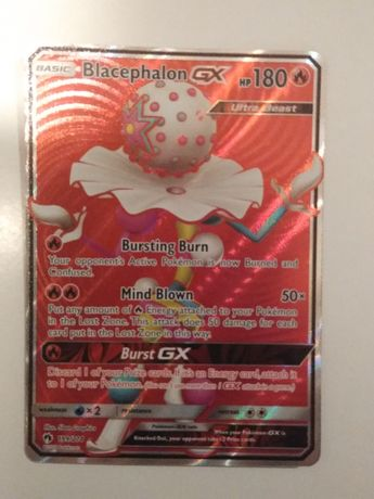 Karta Pokemon Blacephalon