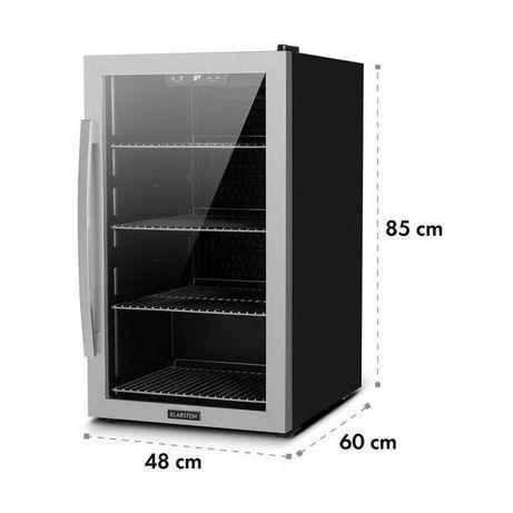 Холодильник витрина  Klarstein 10031929