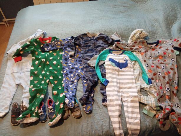 Odzież dla dzieci - kilkanaście sztuk