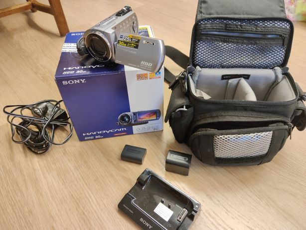 Kamera Sony Handycam DCR-SR52E