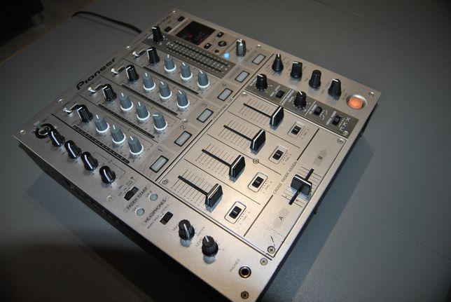 pioneer konsola DJM 700 cdj mixer + case zomo (cena do negocjacji)
