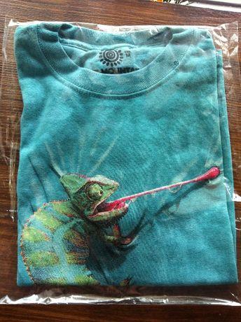 Продам 2 детских крутых футболки The Mountain USA