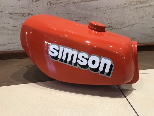 Zbiornik paliwa Simson s51 DDR